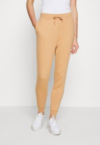 Even&Odd - Pantalones deportivos - tan - 0