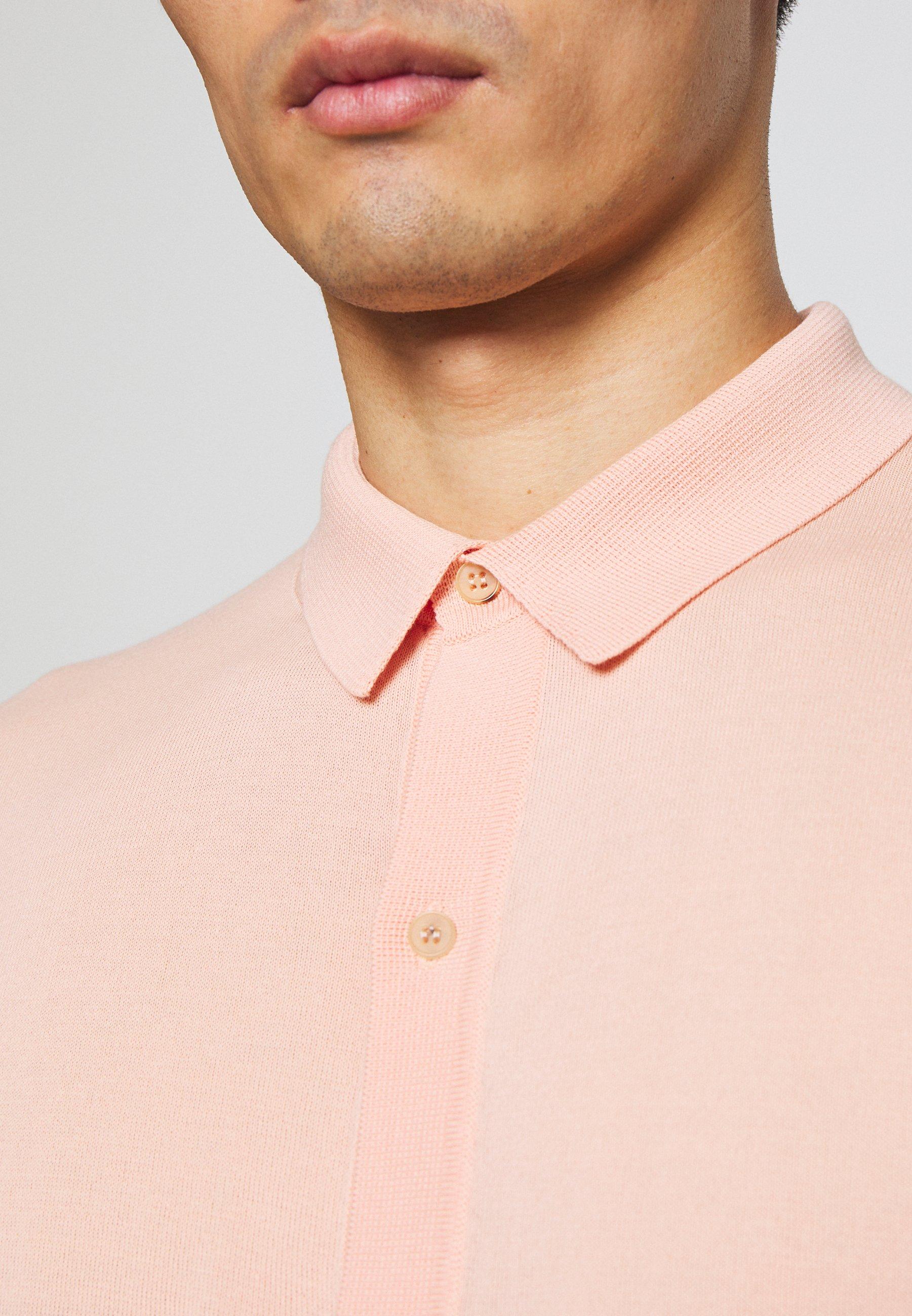Roberto Collina T-shirt imprimé - salmone