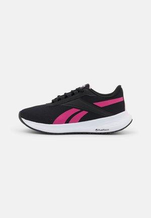 ENERGEN PLUS CORE RUNNING - Neutral running shoes - core black/footwear white/pursuit pink