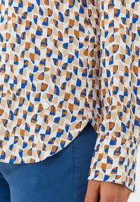 BRAX - VICTORIA - Button-down blouse - blue - 4