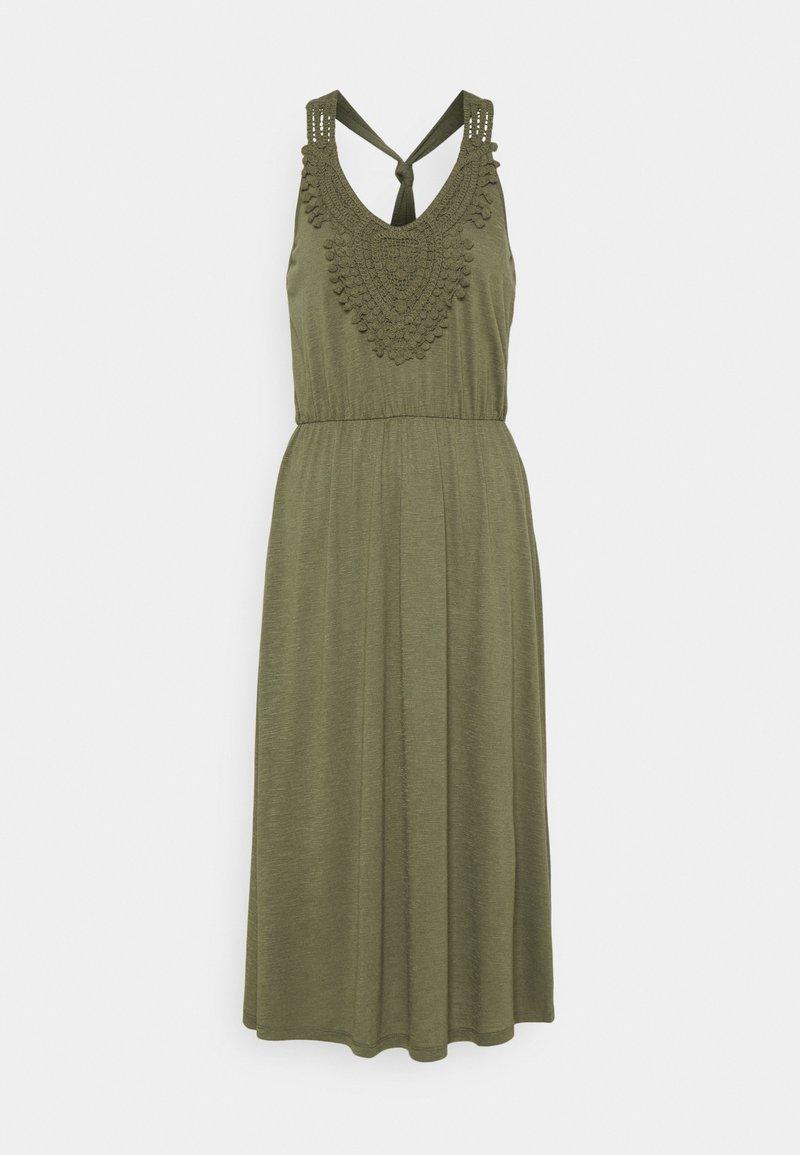 JDY - JDYDODO DRESS - Vapaa-ajan mekko - kalamata