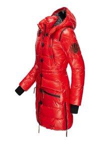 Navahoo - Winter coat - red - 3