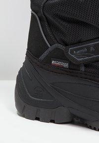 Kamik - SNOWCOAST - Winter boots - black - 5