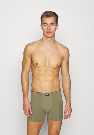 Z-LONGPANTS 3 PACK - Underkläder - green/dark