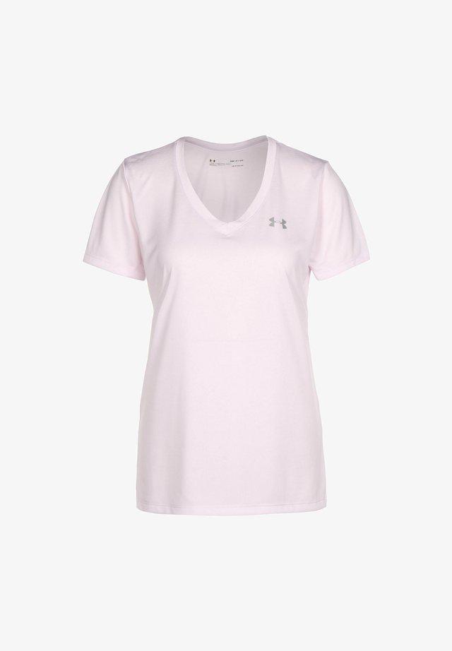 TECH TWIST - T-shirt imprimé - purple