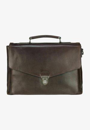 ROMA  - Briefcase - braun