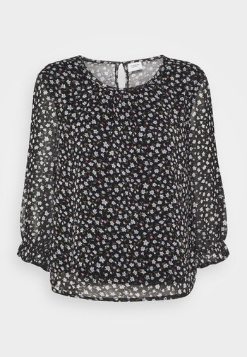 JDYPENELOPE - Camiseta de manga larga - black