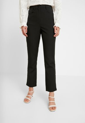 BENJAMIN TROUSER - Trousers - black