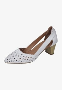 Piazza - Classic heels - weiß - 1
