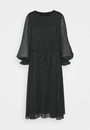 EMILIE LEONORA DRESS - Koktejlové šaty/ šaty na párty - black