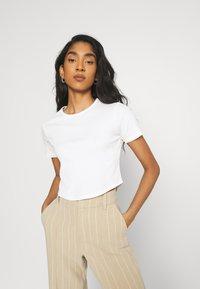 Even&Odd - T-shirt basique - white - 0