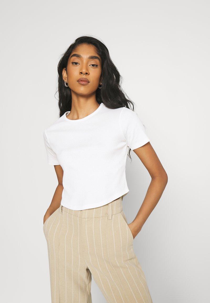 Even&Odd - T-shirt basique - white