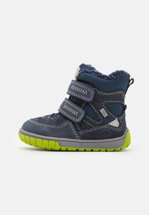 JAUFEN TEX - Winter boots - navy