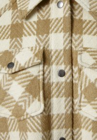 Culture - CUSARIA SHIRT JACKET - Winter jacket - tannin - 6
