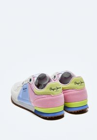 Pepe Jeans - SYDNEY - Sneakersy niskie - factory white - 3