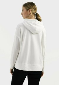camel active - Hoodie - white - 2