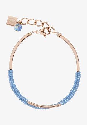Bracelet - rose / blau