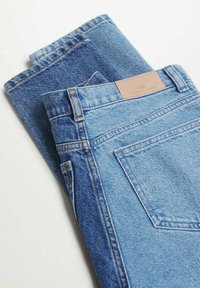 Mango - DUOP - Slim fit jeans - lichtblauw - 2