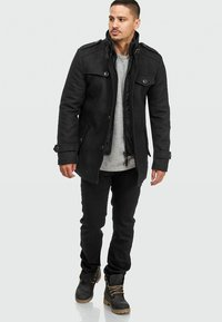 INDICODE JEANS - BRANDAN - Short coat - black - 1