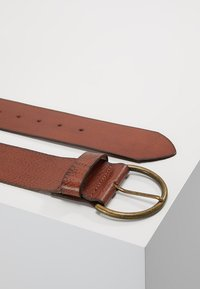 Benetton - BELT - Waist belt - tan - 2