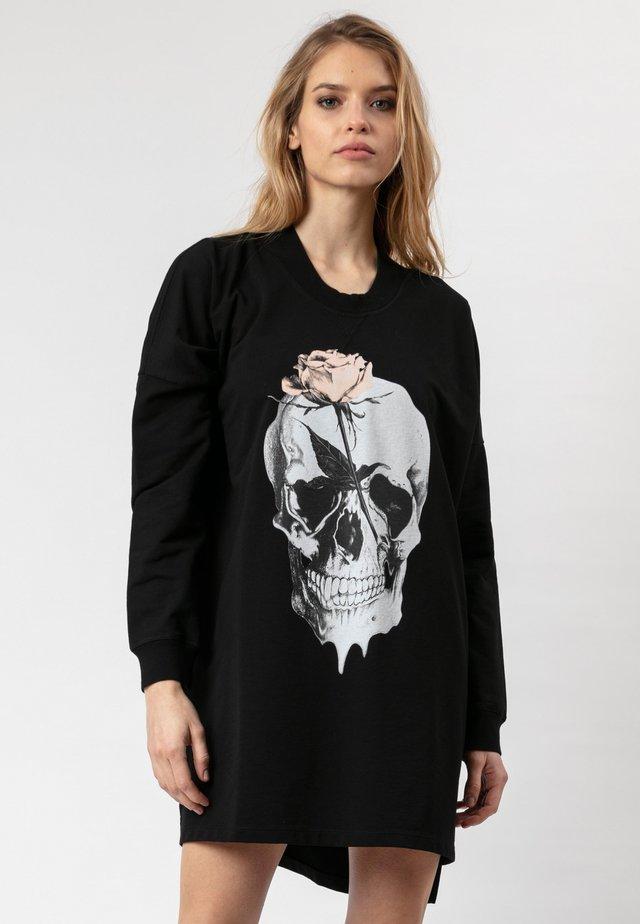 Day dress - melted skeleton