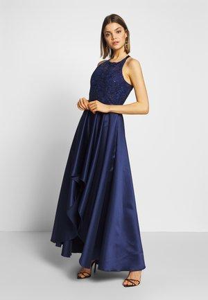 Společenské šaty - navy