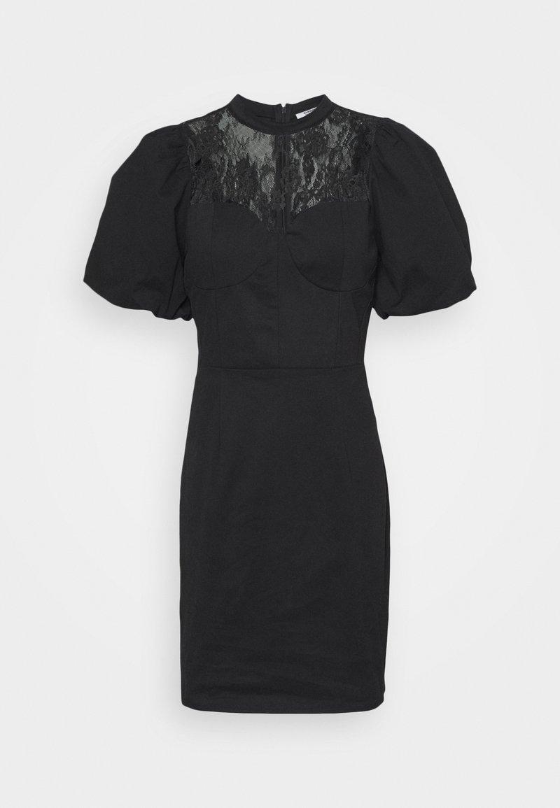 Glamorous Tall - LADIES DRESS - Cocktailjurk - black