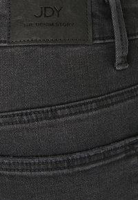 JDY - JDYJIHANE LIFE - Jeans straight leg - grey denim - 2