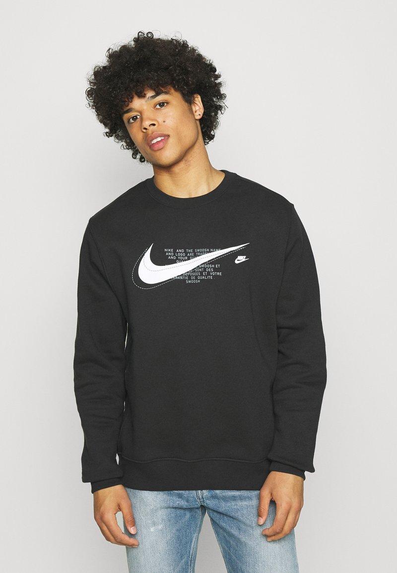 Nike Sportswear - COURT CREW - Sweatshirt - black