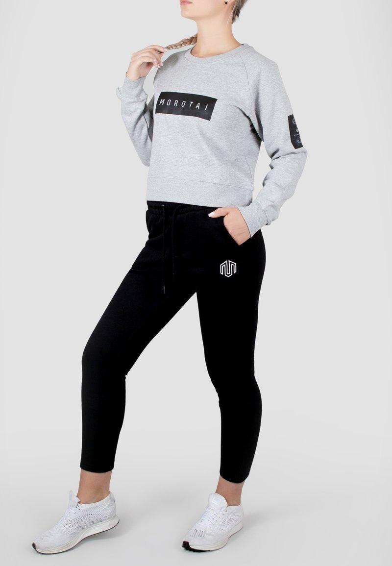 MOROTAI - Sweatshirt - light grey