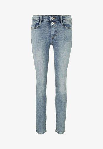 Slim fit jeans - vintage stone wash denim