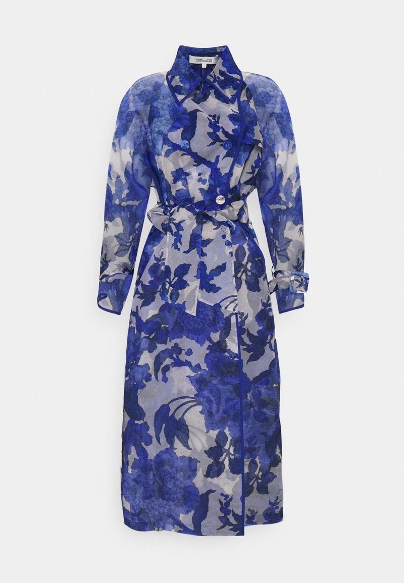 Diane von Furstenberg - EDA - Trenssi - blue