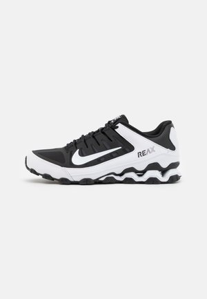 REAX 8  - Sports shoes - black/white