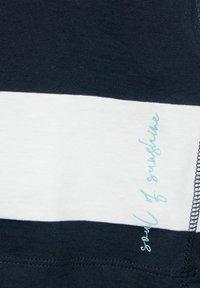 Cecil - STREIFEN MUSTER - Print T-shirt - blau - 4