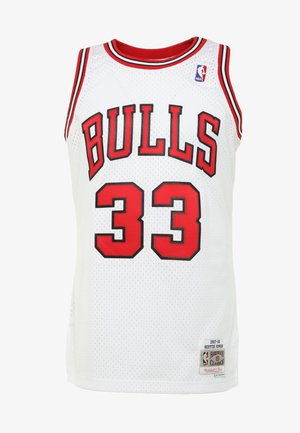 SWINGMAN SCOTTIE PIPPEN - Pelipaita - white/red