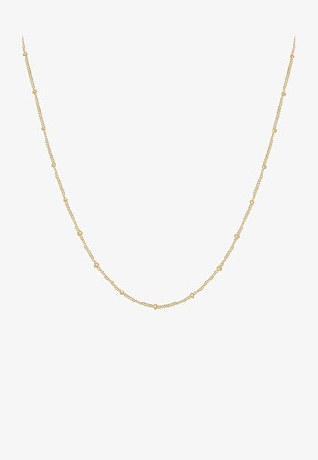 BASIC BALL - Necklace - gold-coloured