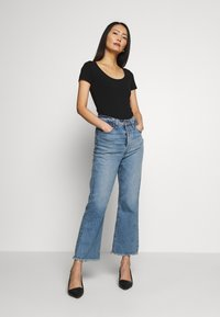 Anna Field - 3 PACK - Basic T-shirt - black - 1