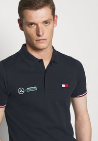 Tommy Hilfiger Tailored - LOGO - Polo shirt - blue - 4