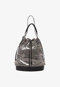 O Bag - Tote bag - bianco/nero - 0