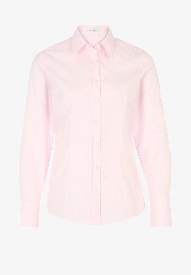 FAYA Modern Fit  - Button-down blouse - rose