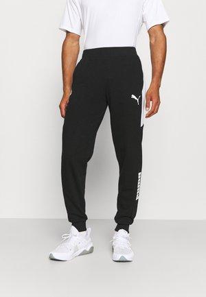 MODERN SPORTS PANTS - Pantaloni sportivi - black