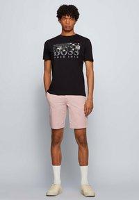 BOSS - TEALLY - T-shirt print - black - 1