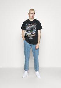 Night Addict - PRIX - T-shirt med print - black - 1