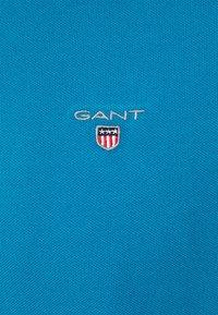 GANT - THE ORIGINAL RUGGER - Polotričko - dark teal - 5
