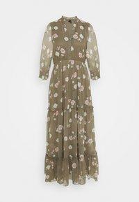 VMTALLIE FLOUNCE  - Maxi dress - bungee cord