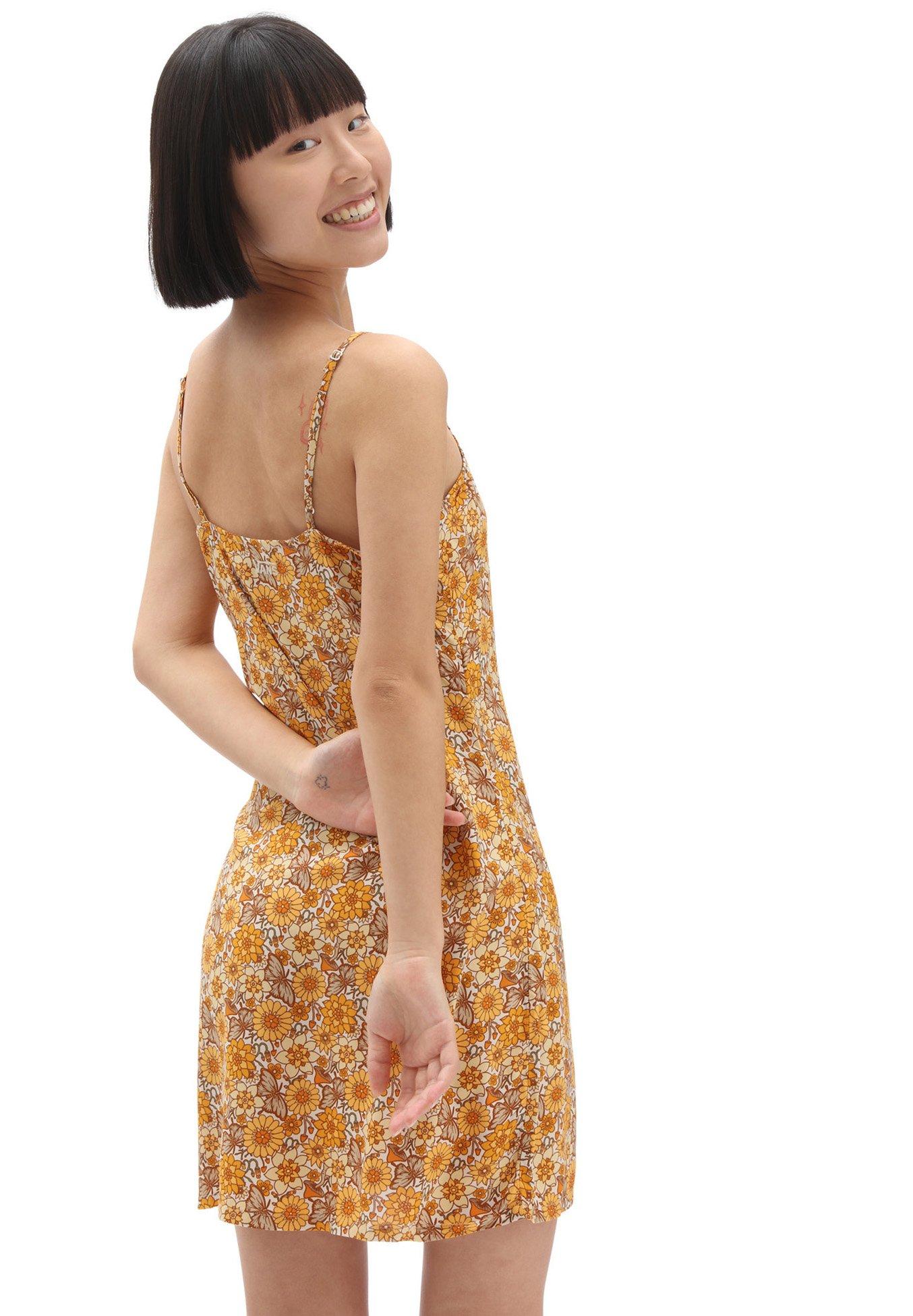 Robe d'été - trippy floral