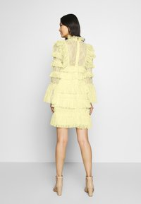 By Malina - DRESS - Cocktail dress / Party dress - lemon - 2