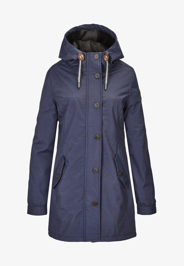 DIANORA - Waterproof jacket - navy