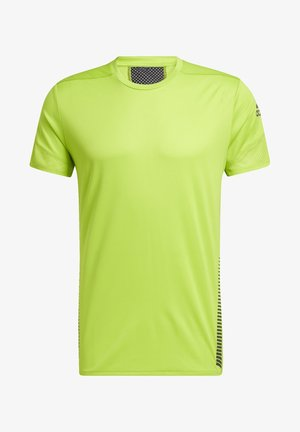 25/7 RISE UP N RUN PARLEY T-SHIRT - T-shirt con stampa - green