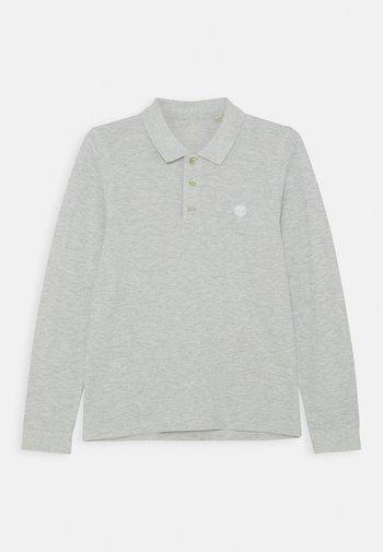 Polo - chine grey